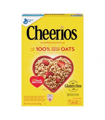 Cheerios Cereal  8.9oz (252g) Breakfast & Cereals Cheerios