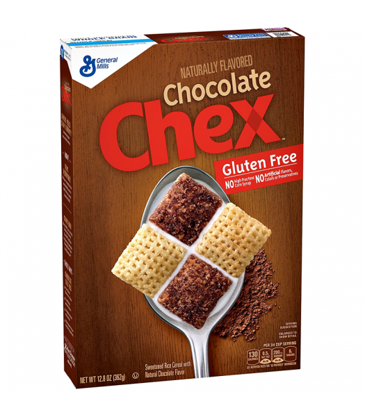 General Mills Chocolate Chex Cereal 12.8oz (362g) Food and Groceries General Mills