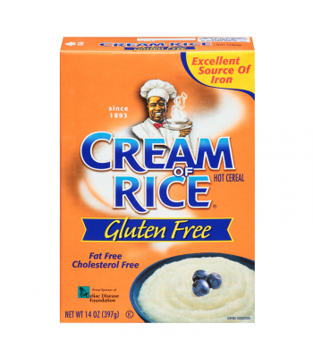 Cream of Rice Hot Cereal 14oz (397g)