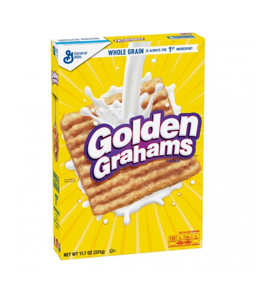 General Mills Golden Grahams Cereal - 11.7oz (331g) Food and Groceries General Mills