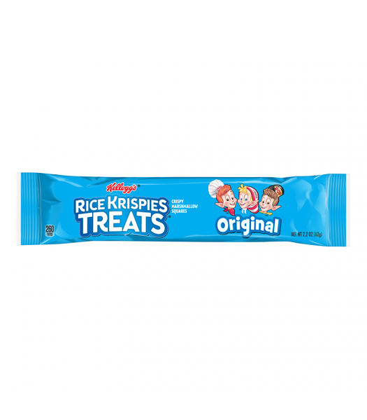 Rice Krispies Treats - Original Giant Cereal Bar 2.2oz (62g) Sweets and Candy Kellogg's