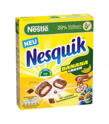 Nesquik Banana Crush Cereal - 150g (EU) Food and Groceries Nestle