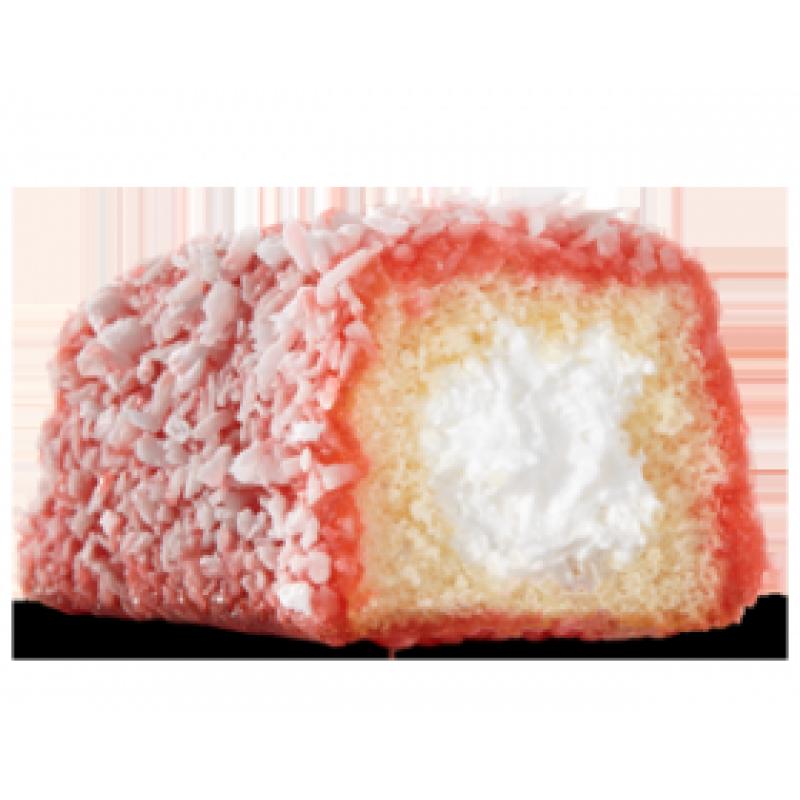 Raspberry Red Zinger Cake