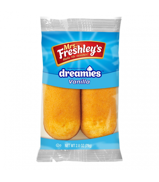 Mrs Freshley's - Dreamies - 2.8oz (79g) Cookies and Cakes Mrs Freshley's
