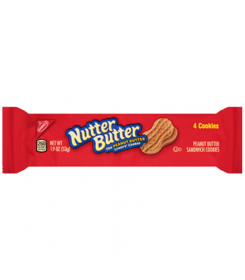 Nutter Butter Snack Pack 1.9oz (56g) Cookies & Biscuits Nutter Butter