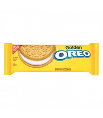 Oreo Golden Single Serve 2.4oz (68g) Cookies and Cakes Oreo
