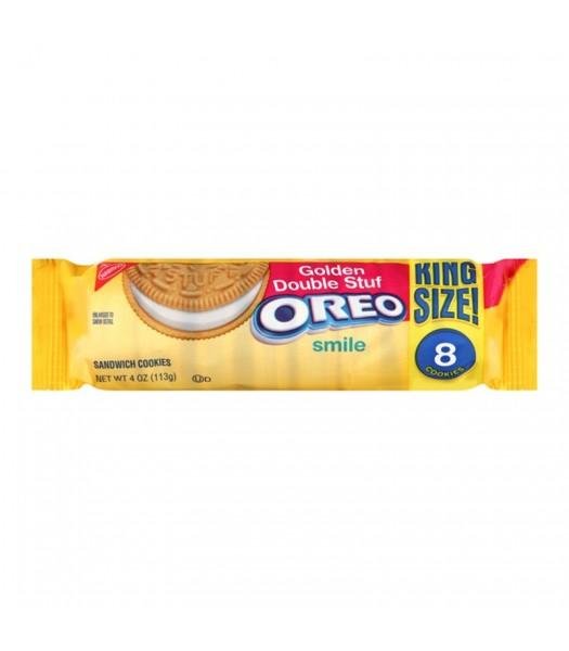 Oreo Golden Double Stuf King Size 4oz (113g) Cookies and Cakes Oreo