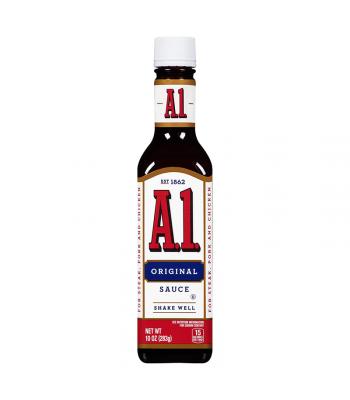 A1 Original Sauce - 10oz (283g) Sauces & Condiments A1