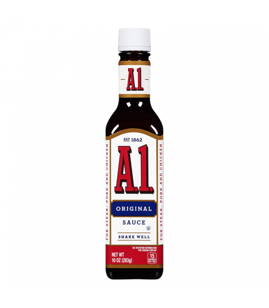 A1 Original Sauce - 10oz (283g) Sauces & Condiments A1