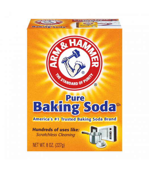 Arm & Hammer Baking Soda 8oz (227g) Baking & Cooking