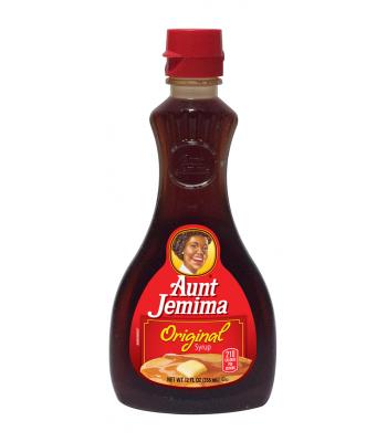 Aunt Jemima Original Pancake Syrup 340g (12oz) Breakfast & Cereals Aunt Jemima