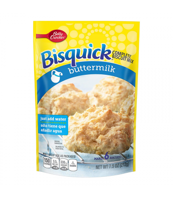 Bisquick Buttermilk Complete Biscuit Mix - 7.5oz (212g)
