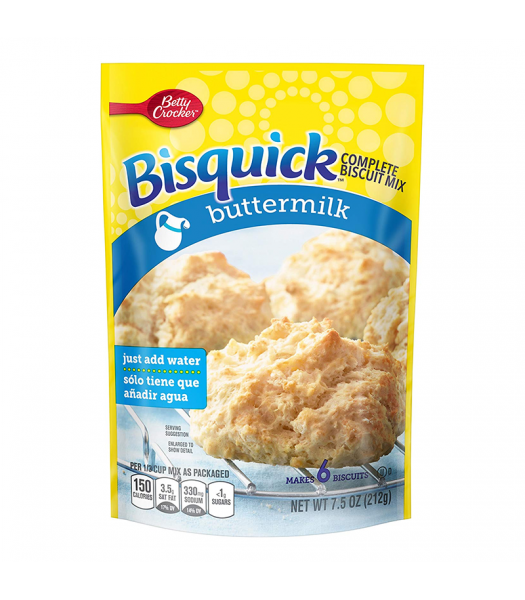 Bisquick Buttermilk Complete Biscuit Mix - 7.5oz (212g)