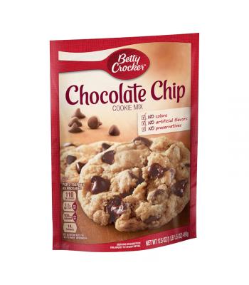 Betty Crocker Chocolate Chip Cookie Mix - 17.5oz (496g) Food and Groceries Betty Crocker
