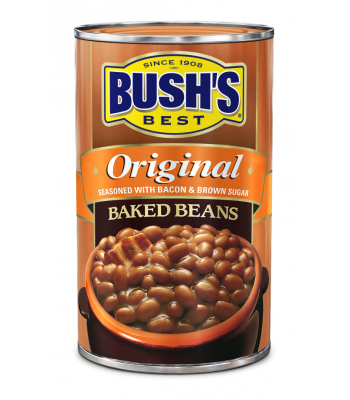 Bush's Best Original Baked Beans 28oz (794g) Tinned Groceries Bush's Beans