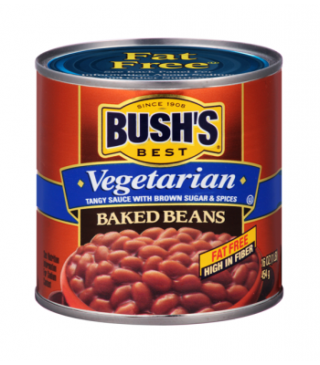 Bush's Best Baked Beans Vegetarian 16oz (454g) Tinned Groceries Bush's Baked Beans