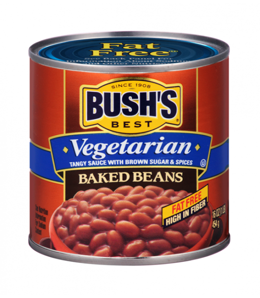 Bush's Best Baked Beans Vegetarian 16oz (454g)