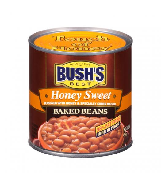Bush Baked Beans Honey Sweet - 16oz (454g) Food and Groceries Bush's Beans