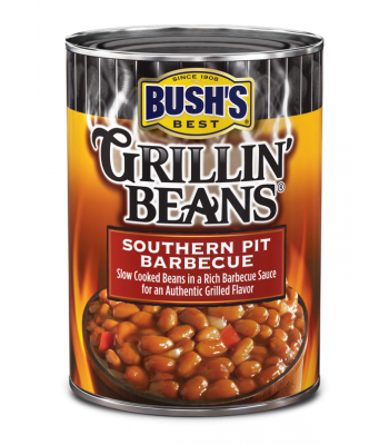 Bush's Best Grillin' Beans Southern Pit Barbecue 22oz (624g)