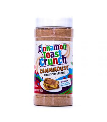 Cinnamon Toast Crunch CINNADUST Seasoning Blend - 13.75oz (382g) Food and Groceries