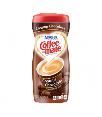 Coffee-Mate Chocolate Créme 15oz (425g) Hot Drinks Coffee Mate