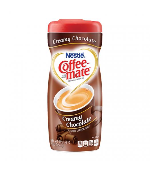 Coffee Mate Creamy Chocolate 15oz (425g)
