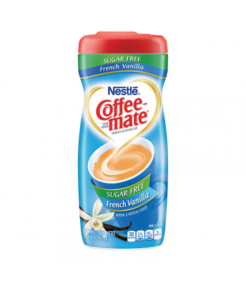 Coffee Mate Sugar Free French Vanilla 10.2oz (289g)