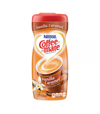 Coffee-Mate Vanilla Caramel Creamer 15oz (425g) Hot Drinks Coffee Mate