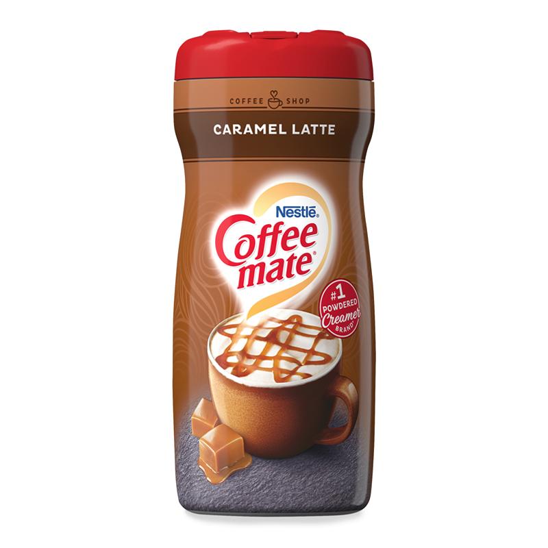 Coffee Mate Caramel Latte Powder Creamer 15oz 425g