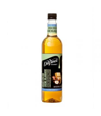 DaVinci Gourmet Syrup Sugar Free Irish Cream (750ml) Food and Groceries DaVinci