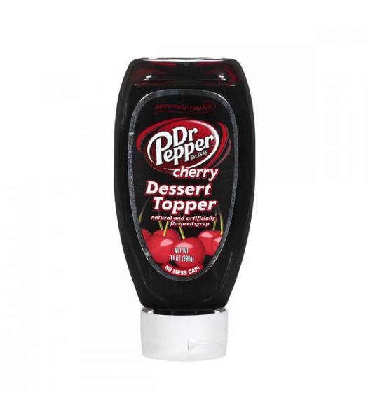Dr Pepper Cherry Dessert Topper - 12oz (340g) Syrups & Toppings Dr Pepper
