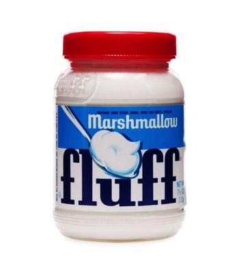 Fluff Marshmallow Vanilla - 7.5oz (212g)