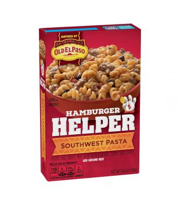 Hamburger Helper - Southwest Pasta - 5.6oz (158g) Food and Groceries Hamburger Helper