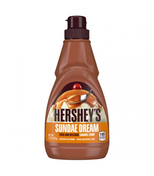 Hershey's Sundae Dream Caramel Syrup - 15oz (425g)