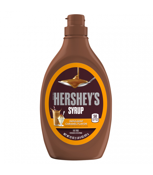 Hershey's Caramel Syrup Bottle 22oz (623g) Syrups & Toppings Hershey's