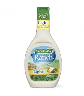 Hidden Valley Original LIGHT Ranch Dressing 16oz