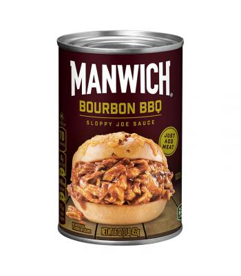 Hunt's Manwich Bourbon BBQ Sloppy Joe Sauce - 16oz (453g) Food and Groceries Hunt's