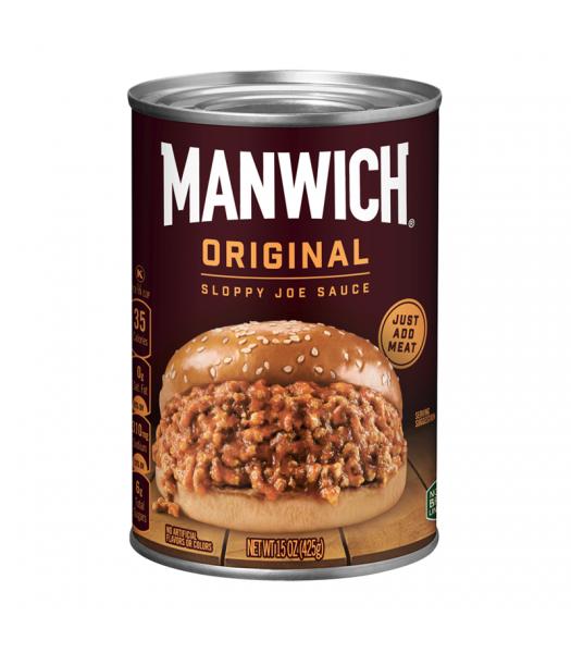 Hunt's Manwich Original Sloppy Joe Sauce - 15oz (425g) Food and Groceries Hunt's