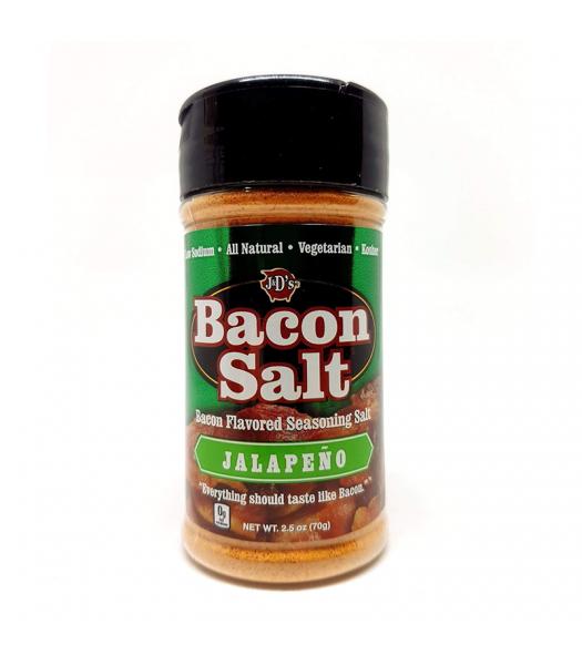J&D's Jalapeno Bacon Salt - 2.5oz (70g) Food and Groceries J&D's Bacon Salt