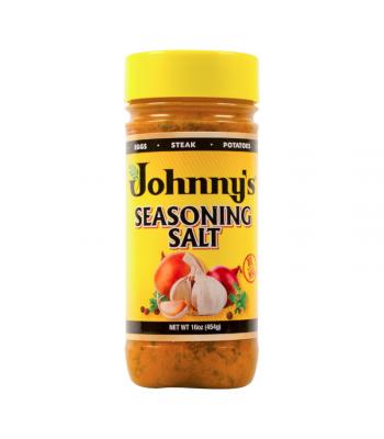 Johnny's Seasoning Salt - 16oz (454g) Food and Groceries