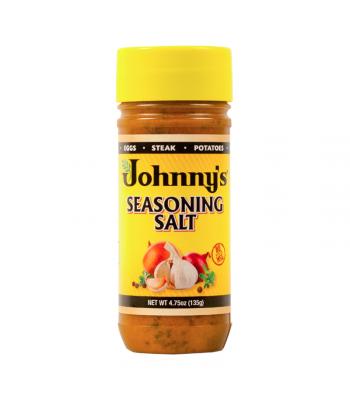 Johnny's Seasoning Salt - 4.75oz (135g) Food and Groceries