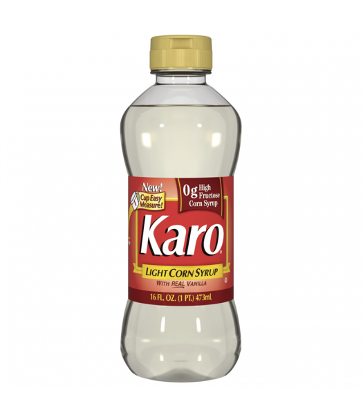Karo Light Corn Syrup 16oz (470ml) Baking & Cooking