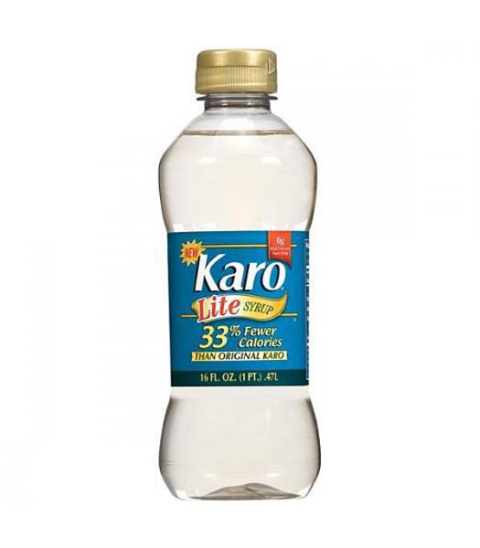 Karo Lite Corn Syrup 16oz (473ml) Food and Groceries