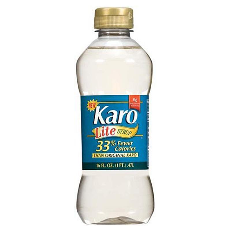 Karo lite corn syrup 16oz 473ml american fizz for Cuisine karo