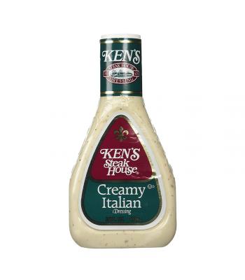 Ken's Creamy Italian Dressing - 16fl.oz (473ml) Food and Groceries Ken's