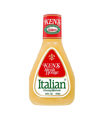 Ken's Italian Dressing 16fl.oz (473ml)