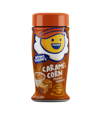 Kernel Season's Caramel Corn Seasoning - 3oz (85g) Food and Groceries Kernel Season's