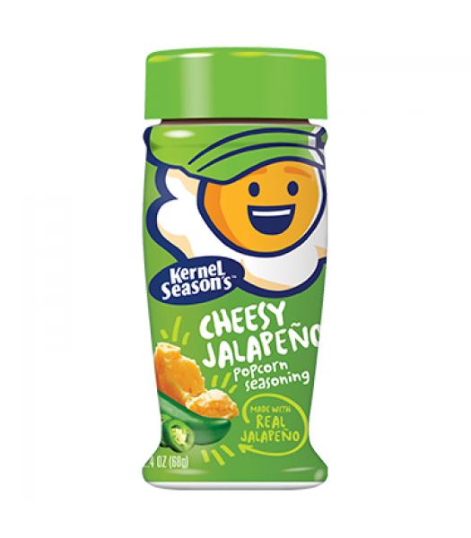 Kernel Season's Cheesy Jalapeño Seasoning 2.85oz (80g) Food and Groceries Kernel Season's