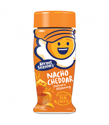 Kernel Season's Nacho Cheddar Seasoning 2.7oz (76g)