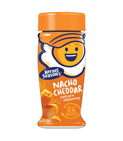 Kernel Season's Nacho Cheddar Seasoning 2.7oz (76g)